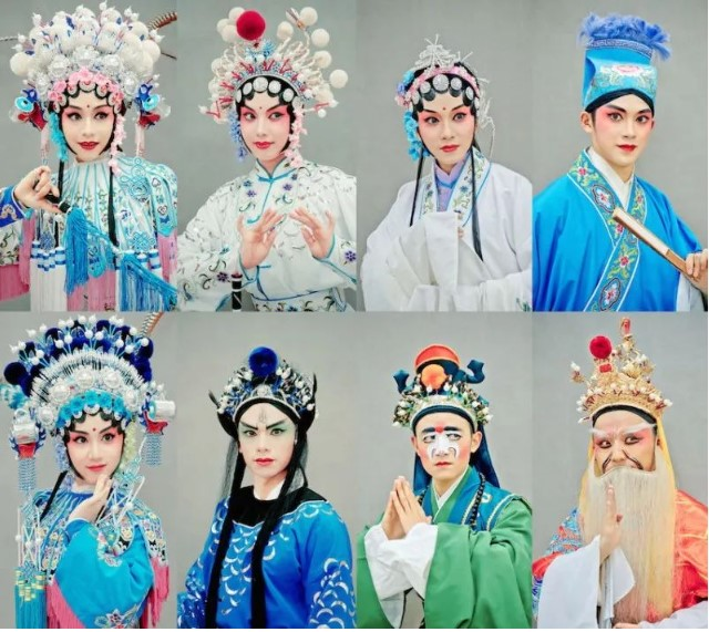People's Daily Online: Sichuan Opera Madam White Snake directed and performed by CQU students