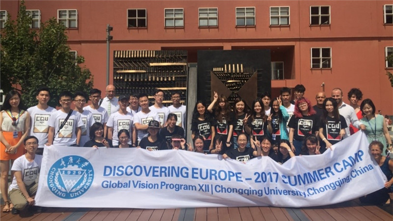 Diversified oversea exchange programs offered to students by CQU during summer holiday